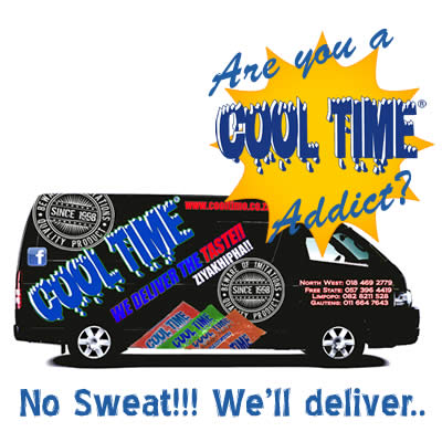 Cool Time - It's in the taste